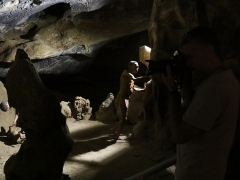 Cango Caves.