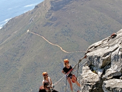 Taffelberget. Table Mountain. Cape Town.