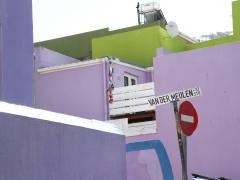 Bo-Kaap (Van der Meulen Street.)
