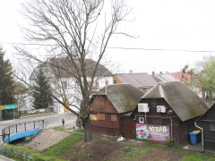 1/5 Tykocin är en liten stad i nordöstra Polen med ca 2000 invånare.