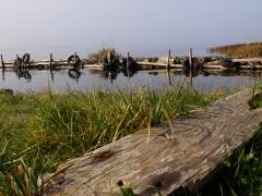 Bryggan på Västernäs