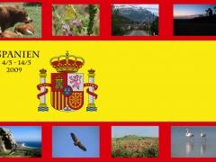Spanien 4/5 - 14/5 2009