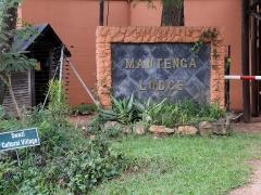 Mantenga Lodge ligger ca 15 mil s. Krügerparken och här bor vi en natt innan vi styr vidare mot det stora våtmarksområdet S:t Lucia.